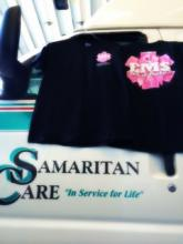 Breast Cancer Awareness Month at Samaritan Care